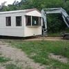 Stěhování karavanu